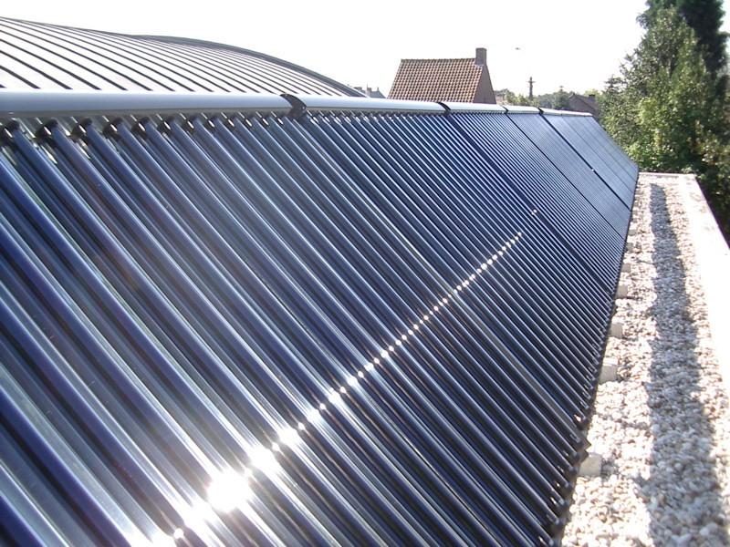 Zonne-energie Kalken